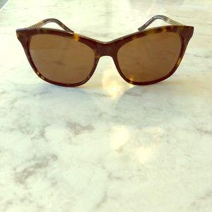 Cavalli Tortoise shell sunglasses